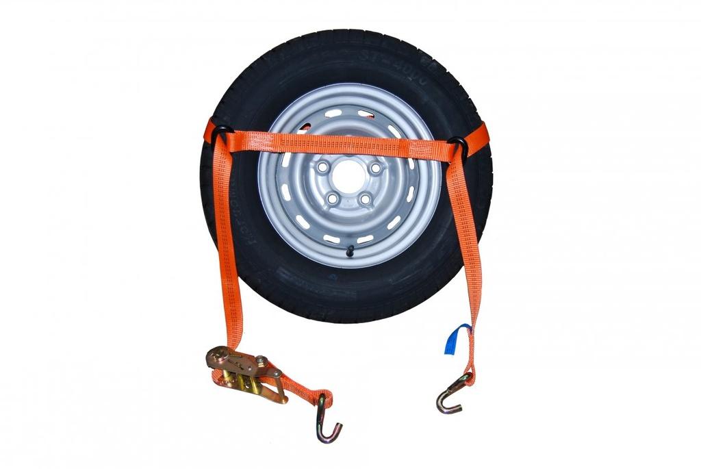 spännband för hjul